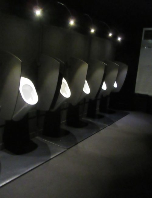 Produzione servizi igienici prefabbricati