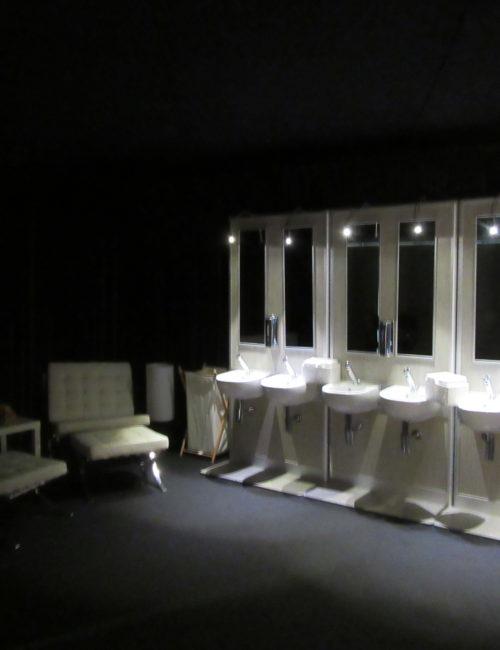 Progettazione bagni chimici mobili
